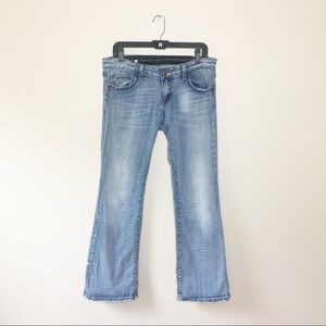 ReRock for Express Boot Cut Jeans - Size 10S